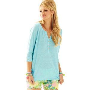 Lilly Pulitzer Mindy Linen Tunic